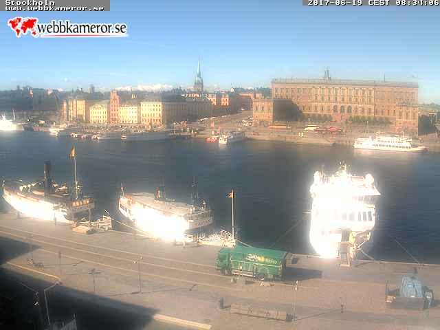 Webbkamera - Stockholm